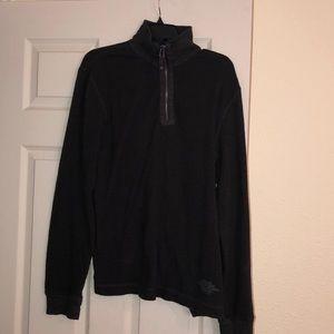 Calvin Klein Men's Zip-up Sweater Size XL